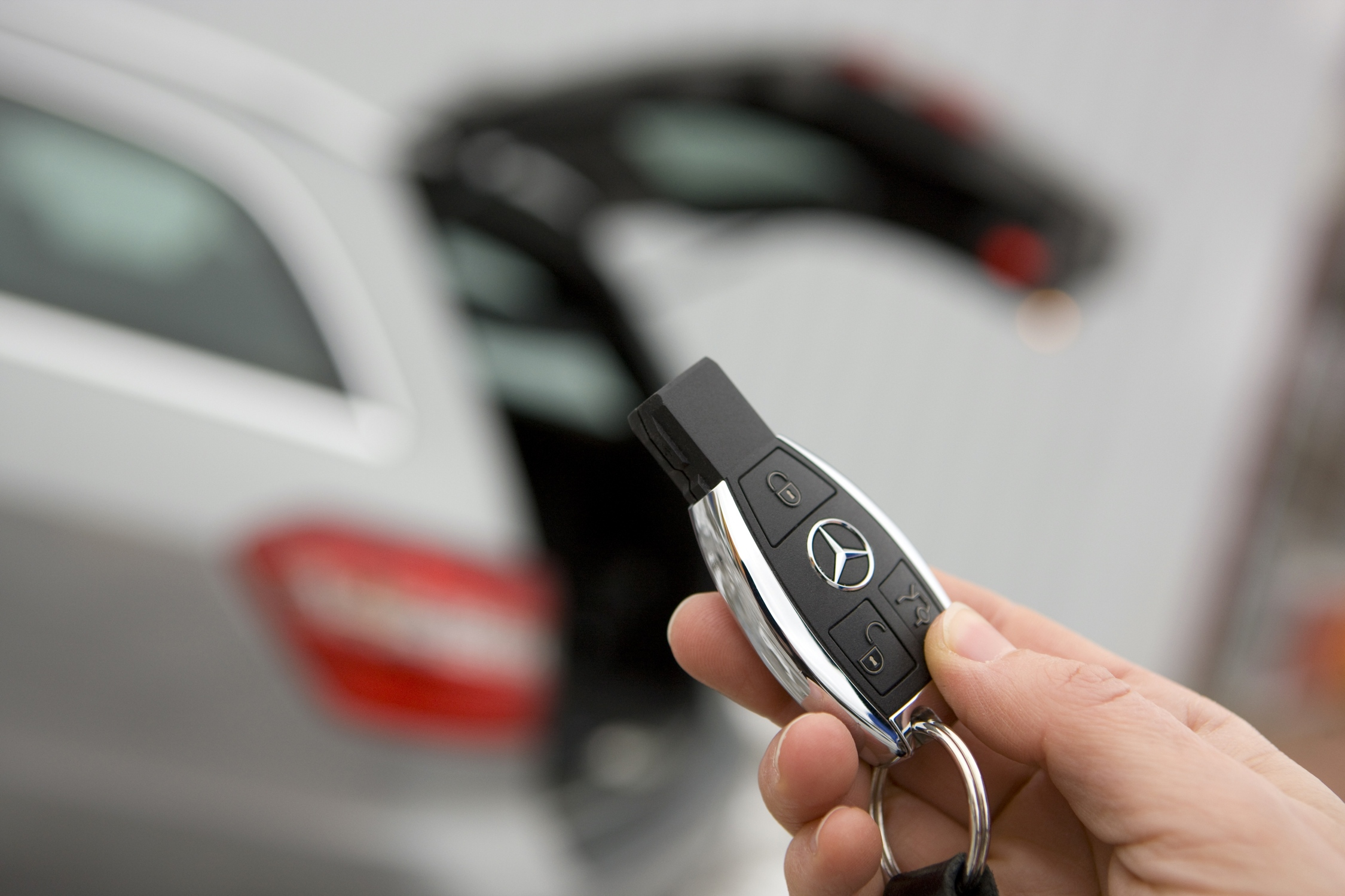 Mercedes Car Keys Replacement Lost Spare Middlesbrough